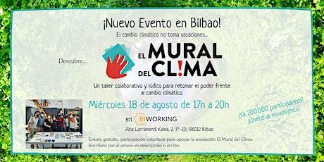 El Mural del Clima – Taller @ Biworking (Bilbao) entradas