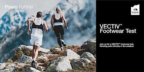 Never Stop Chamonix - VECTIV Footwear Test biglietti