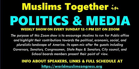 Muslims Together for Public Office tickets