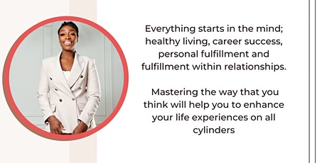 Master Your Mindset! Master Your Life! tickets