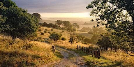 A Ramble Through the English Countryside billets