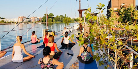 Sunset Yoga on a Boat Tickets