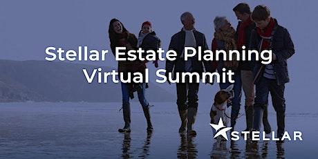 Stellar Estate Planning Virtual Summit entradas