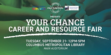 Your Chance Career & Resource Fair tickets