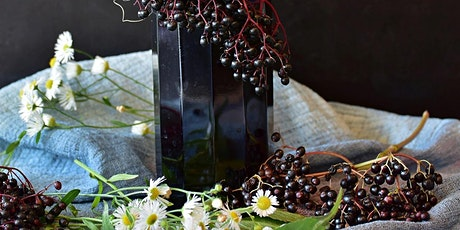 Autumn cordials, fruit vinegars and gin infusions tickets