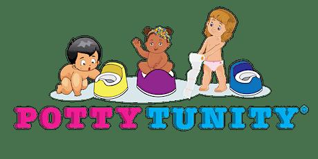 POTTYTUNITY - Certified Potty Training + Safeguarding Course (VIRTUAL) tickets