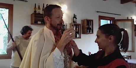 Pranzo con delitto Rovigo - Omicidio a Canaro biglietti