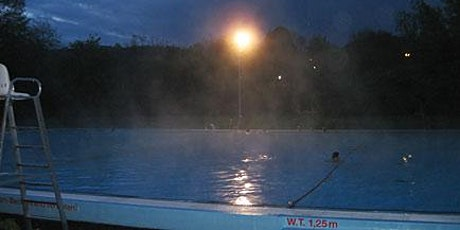 Mondscheinschwimmen im Freibad Bielstein Tickets