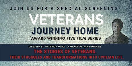 Veterans Journey Home Movie Screening tickets
