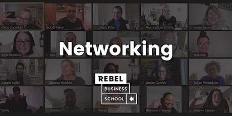 Rebel Alumni Networking Event tickets