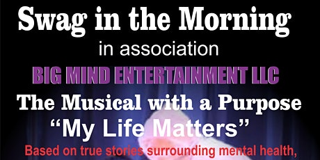 My Life Matters- Online tickets