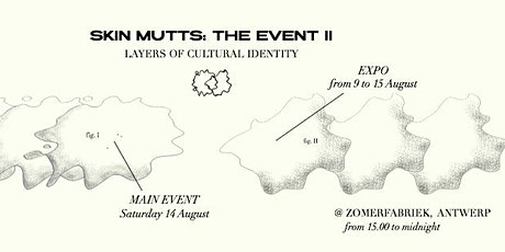 SKIN MUTTS: THE EVENT II – layers of cultural identity billets