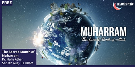 The Sacred Month of Muharram tickets