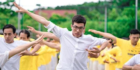 Falun Dafa Wimbledon tickets