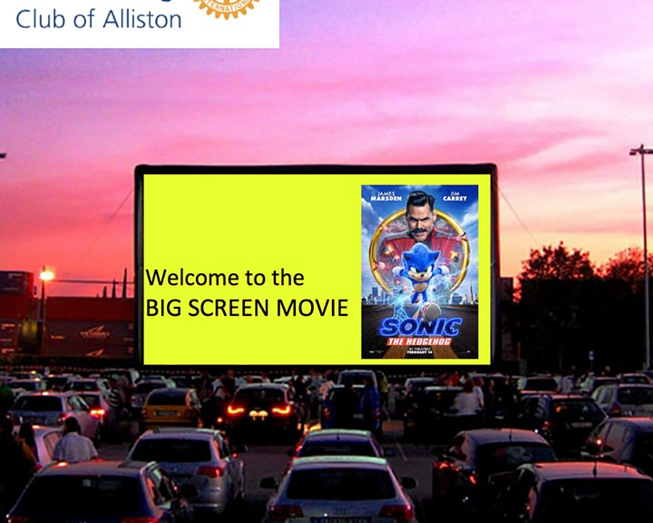 Big Screen Movie Night image