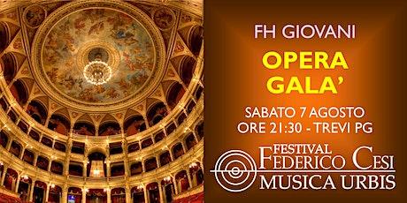 Opera Galà tickets