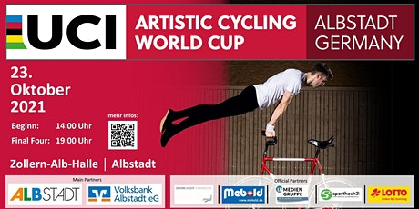 UCI Artistic Cycling World Cup Final 2021 Tickets