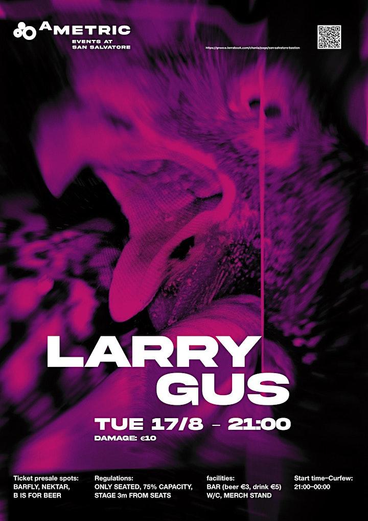 Larry Gus at San Salvatore image