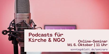 Podcast für Anfänger Tickets