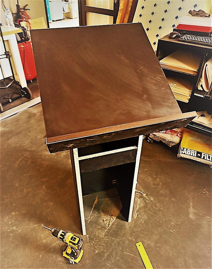 Image pour Réalisation d'un meuble en bois - mercredi 20 octobre 2021