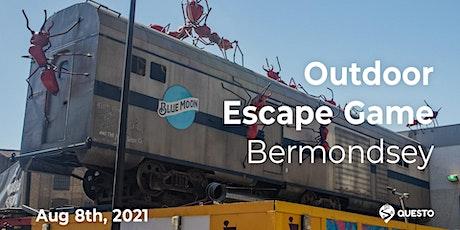 Outdoor Escape Game in Bermondsey tickets