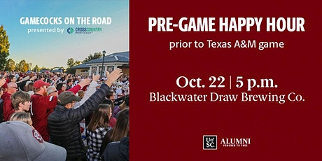 UofSC vs. Texas A&M Pre-Game Happy Hour tickets