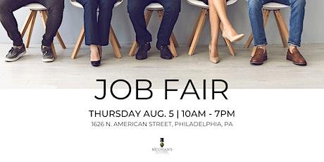Job Fair - Philadelphia tickets