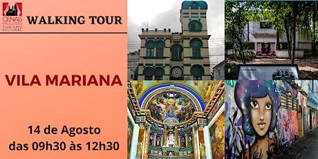 WALKING TOUR: VILA MARIANA ingressos