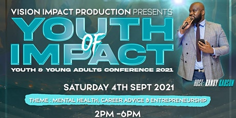 Youth of Impact tickets