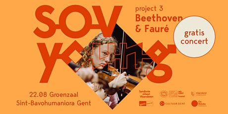 SOV Young Beethoven & Fauré tickets