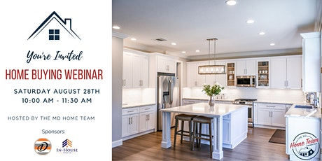 Home Buying Webinar — A Complete Guide to Buying a Home in Maryland tickets