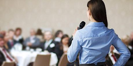 Técnicas y Herramientas de Stand Up para Presentaciones Profesionales entradas