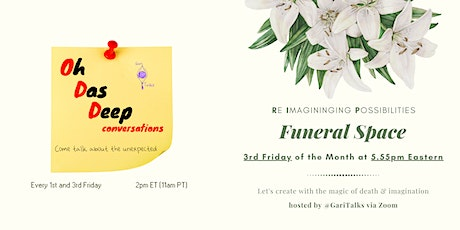 ODD convo: Re-Imagining Possibilities (A Funeral Space) tickets