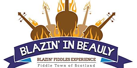Blazin'in Beauly 2021 tickets