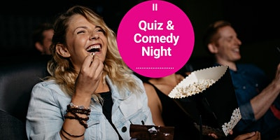 Comedy and Quiz Night