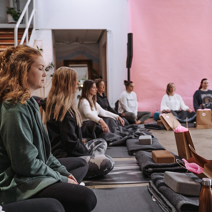 """Spring into Harmony"" Yoga Retreat image"
