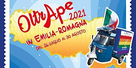 RADIOIMMAGINARIA - Teen's Days Forlì - OLTRAPE 2021 biglietti
