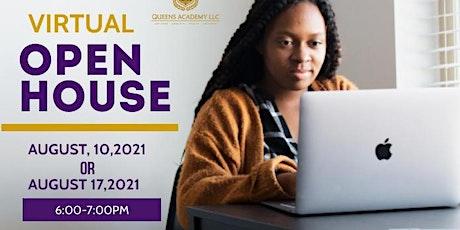 Queens Academy Virtual Open House biglietti