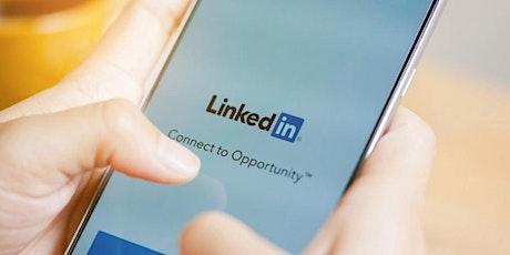 LinkedIn for Business Development - Prospecting tickets