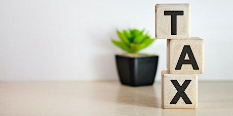 Meet the Expert - R&D Tax Credits bilhetes