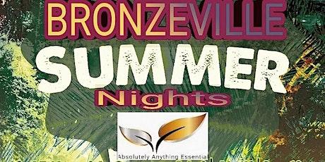 Chicago's Summer Nights in Bronzeville: Community Bonding Edition tickets