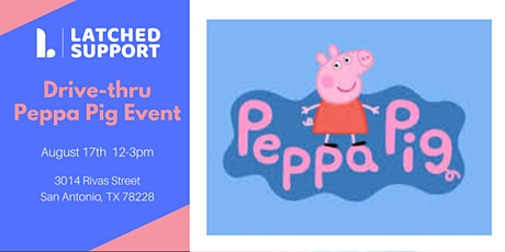 Peppa Pig Visits Latched for Diaper Day tickets