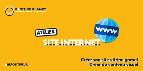 Atelier communication : site internet billets