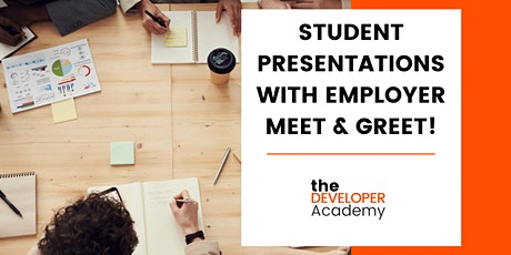 Student Presentations with Employer meet and greet. tickets