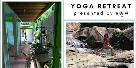 Restorative Yoga Retreat in Puerto Rico entradas