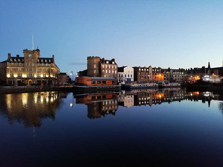 Lassies of Leith Comedy Walking Tour  - LIVE STREAM image