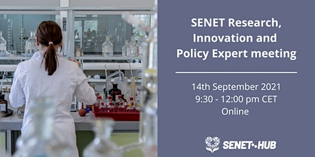 SENET Research, Innovation and Policy Expert Meeting tickets