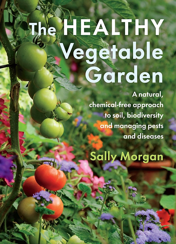 The Healthy Vegetable Garden image