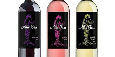 J Street Imports Wine Tasting tickets