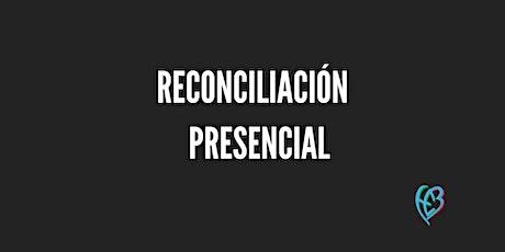 Reconciliación entradas